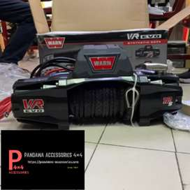 Winch warn VR EVO ORIGINAL 12,5K