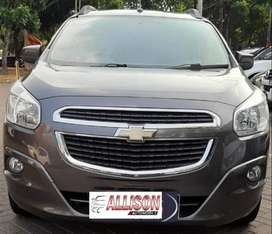 Chevrolet Spin 1.3 Manual Diesel 2014 Grey