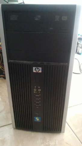 Jual CPU Build-up HP Compaq 6005 Pro Microtower