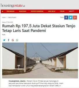 Rumah Cluster KPR Syariah Di Tigaraksa Tangerang