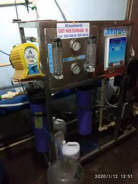 Water plant new with 100cooling cans