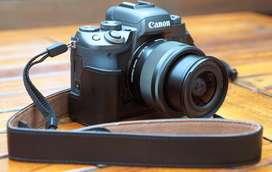 Canon M5 bisa di cicil tanpa kartu kredit proses cepat tanpa surve