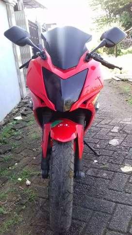 ninja mono 1 slinder 250 cc