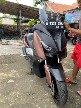 Yamaha XMAX 250cc jarang pake seperti baru