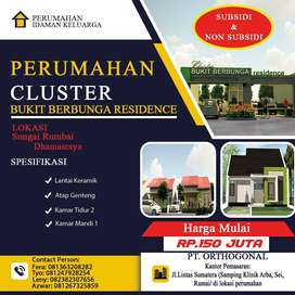 Perumahan Bukit Berbunga Residence, Sei. Rumbai