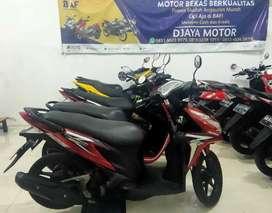 &Honda Vario 125 Merah di Djaya Motor
