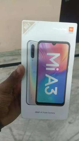 MI New Fresh Phone Sealed Open