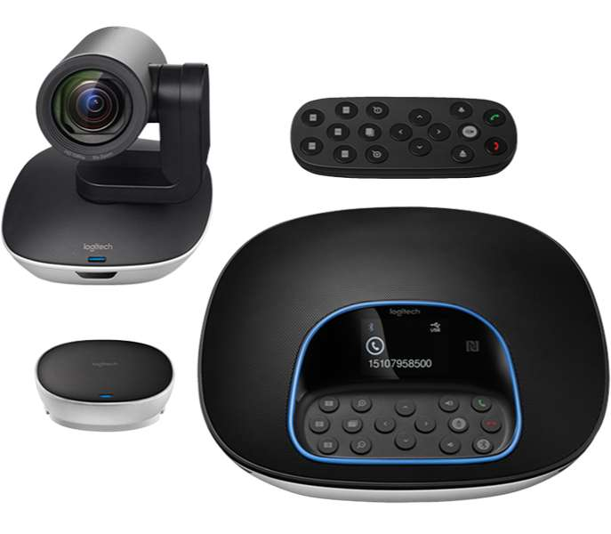 Logitech Group Video Conferencing Solution