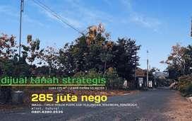 tanah murah strategis