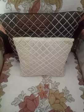10 cushions set, 9 certain set