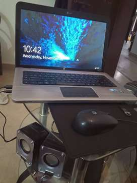 Hp laptop i5 with all accessories