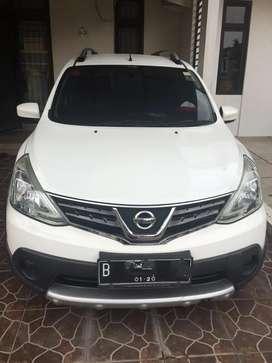 Nissan Livina X-Gear Putih M/T 2014 istimewa