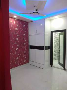 1Bhk ready to move flat with 90% bank loan facility
