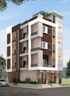 3bhk premium flats@Sujathanagar