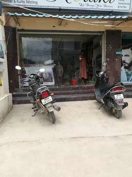 450 sft commercial shop for sale in Pragathi nagar