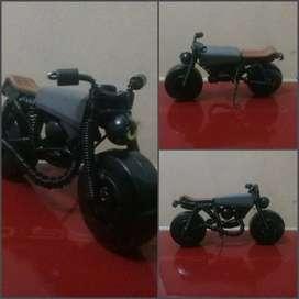 miniatur motor unik