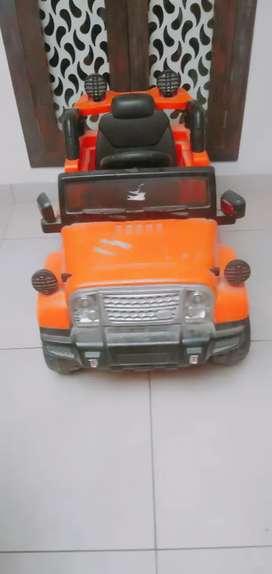 Battery CAR for children