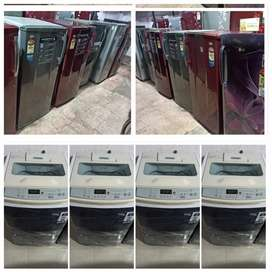 5500/- 5 YEAR WARRANTY ON FRIDGE+WASHING MACHINE WITH DELIVERY FREE