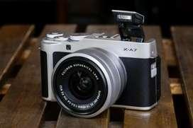 Kredit Kamera Fujifilm XA7 Proses Cepat