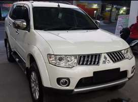 Pajero sport exced 2011 matic bgs