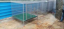 steel cages for pet's