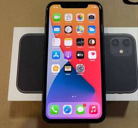 best offer i phone 11 black Warranty available 256 GB