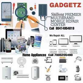 All types of Mobile, Laptop & Home appliances Repairing