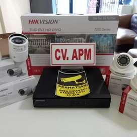 CCTV HIKVISION PAKET LENGKAP DAN MURAH DI BEKASI KAB.