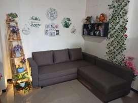 Sofa pojok 2 jt