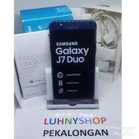 Samsung J7 Duo Fullset