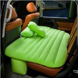 Car Air Bed inches. When deflated, the mattress measures seventy