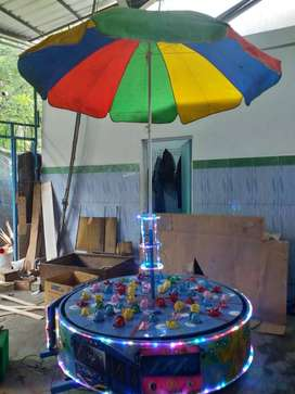 mainan pancingan ikan magnet odong lengkap payung UK
