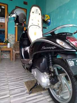 Honda scoopy 2016 (styList) tipE iSS