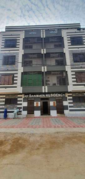 Sarmaya Residency 2nd Floor Flat Is Available For Sale