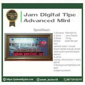 READY JAM DIGITAL TIPE ADVANCED MINI