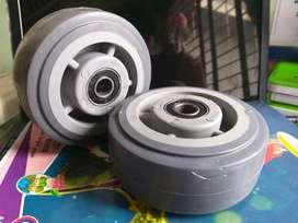 6 inch trolly wheels