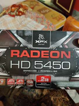 Amd Hd5450 1gb graphics card
