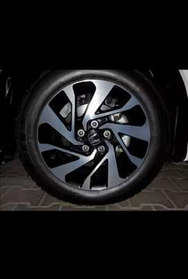 Honda civic x2017 orginal rims