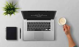 simple typing work data entry job computer is must