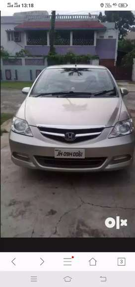 Honda City ZX 2007 Petrol 37000 Km Driven