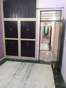 2 room set with 2 bathroom, 1 kitchen, 1 pooja ghar available for rent