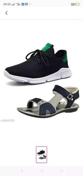 Combo Modern Graceful Men Sandals