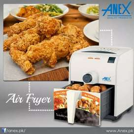 ANEX Air Fryer in new condition.