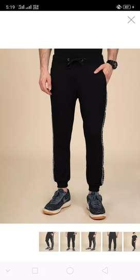 Sell Bewakoof trim joggers (Small size)