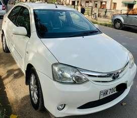 Toyota Etios 2013-2014 VD, 2012, Diesel