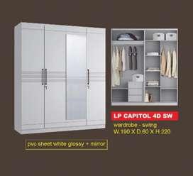 LP CAPITOL 4D SW
