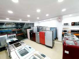 All brands refrigerator & washing machine available free home delivery