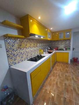 Kitchen Set murah paketan promo bisa kredit juga