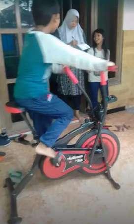 Sepeda statis duo teraphymaxx 50 new bike krian