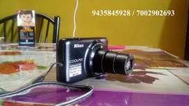 Nikon Coolpix S6500 Camera-Fantastic Condition